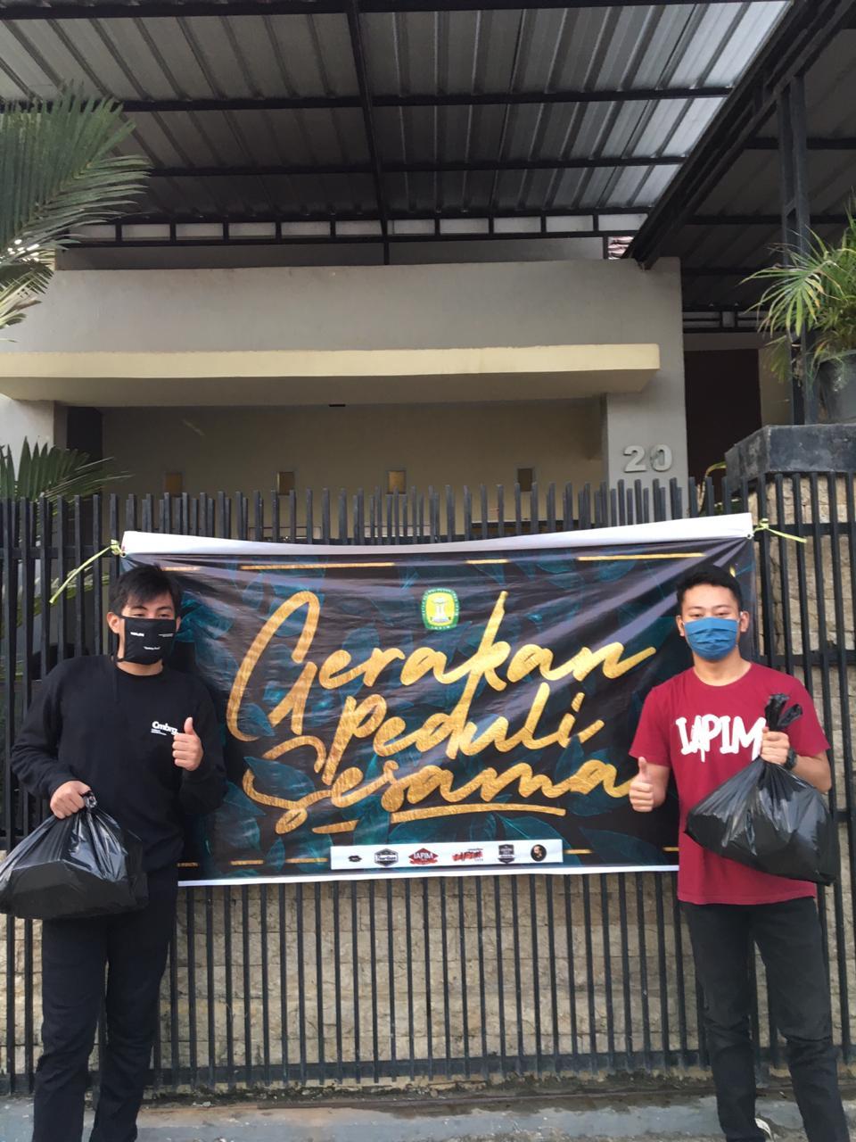 IKA Alumni Pesantren IMMIM Kembali Berbuat Kebaikan, Galang Donasi Ditengah Pandemi