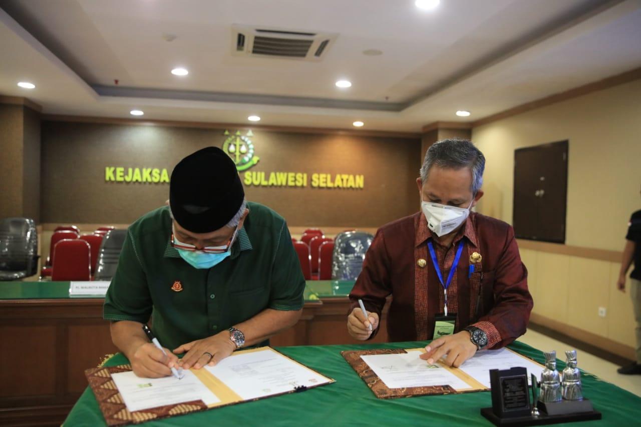 Kejati Support Pemkot Makassar Amankan Aset Pulau