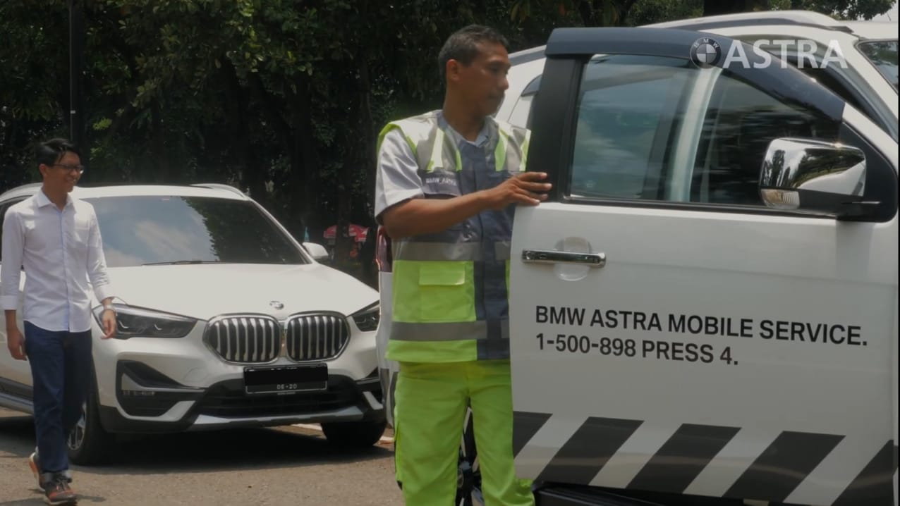 BMW Astra Bantu Pemilik NMW-MINI Untuk Pembersihan Sirkulasi Udara Mobil Gratis
